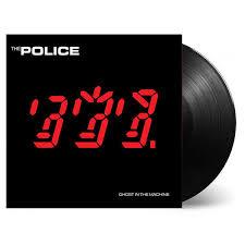<b>The Police</b>: <b>Ghost</b> In The Machine