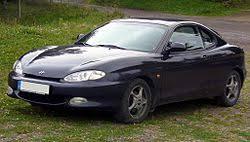 Resultado de imagen de Hyundai Coupe año 2001