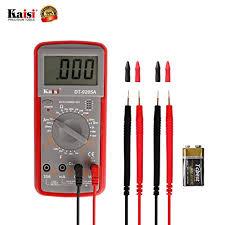 <b>Kaisi DT</b>-<b>9205A</b> Electronic Volt Amp Ohm Meter Digital Multimeter ...