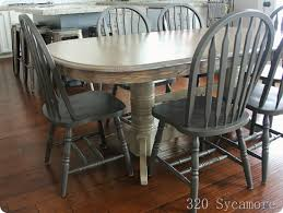 painting oak dining room furniture. painting dining room chairs oak furniture n