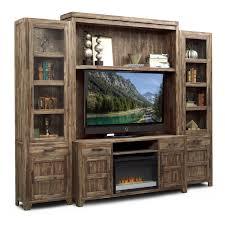 fireplace entertainment wall unit
