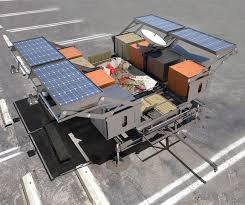 Small Picture Transformable mobile tiny house designs Tiny House Blogs