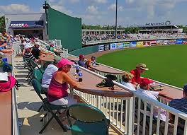 Fort Myers Miracle Stadium Seating Chart Hammond Stadium Baseballparks Com