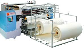 List Manufacturers of Mattress Quilting Machine For Sale, Buy ... & Yuxing Computerized Multi Needle Mattress Quilting Machines For Sale Adamdwight.com