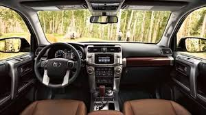 Toyota 4Runner 2016 CAR Specifications and Features - Interior ...