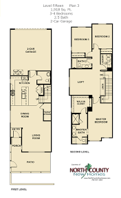Raleigh NC Townhomes New Construction 3 And 4 Bedroom UpgradesTownhomes Floor Plans