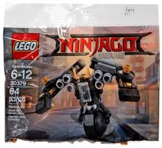 LEGO Bau- & Konstruktionsspielzeug Lego Ninjago Movie Quake Mech Free  Shipping 30379 quickmood.ae