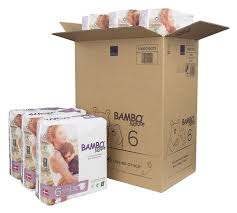 Bambo Nature Premium Baby Diapers Size 6 132 Count 6