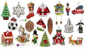 Weihnachtskugeln Christbaumschmuck Tradition Kreativmarkt Butterfly