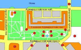 Памятники Александровского сада (Санкт-Петербург ...