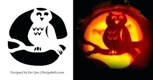 Free Printable Pumpkin Carving Patterns Mesmerizing Creative Pumpkin Carving Designs Free Printable Minimalist Free