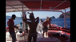 Dream Catcher Boat Santorini Dream Catcher 100 Santorini Sailing YouTube 38