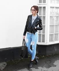 leather jacket jeans 02