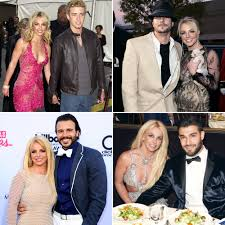 Full boyfriends list, ex and current. Britney Spears Relationship History Singer S Love Life Explained