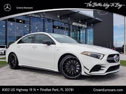 That was until the introduction of the a35 amg. Used Mercedes Amg A35 Check Amg A35 For Sale In Usa Prices Of Every Dealership Carbuzz