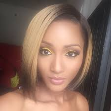 The Weekend Hair Style weekend hairstyle pick coloured weave kamdora 2455 by wearticles.com