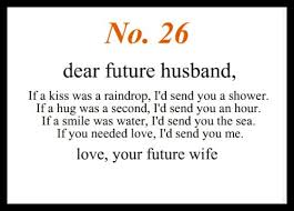Future Husband Quotes Custom Future Husband Quotes Sayings Future Husband Picture Quotes