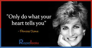 Princess Diana Quotes Stunning 48 Quotes That Unlock The Beauty Intellect Wisdom Of Princess Diana