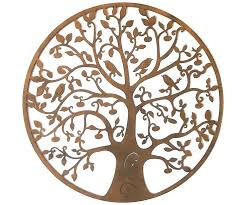 tree of life wall sculpture art