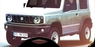 2018 suzuki sierra. interesting sierra in addition to the spy photos leaked images from a suzuki product roadmap  presentation have surfaced online showing new jimny completely undisguised  2018 suzuki sierra