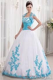 best 25 blue wedding gowns ideas