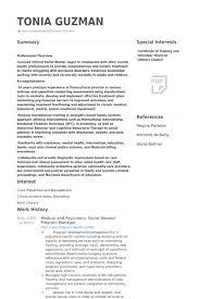 ... Lovely Social Work Resumes 14 Social Work Resume Samples ...