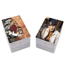 SosoJustgo2 <b>100 Pcs Fashion</b> Kpop ATEEZ Mini Album Spring ...