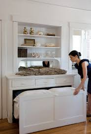 small space solutions furniture. Built-In Trundle Bed Small Space Solutions Furniture
