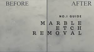 how to remove marble etching marble etch remover