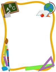 Preschool Border Best Preschool Borders 9841 Clipartion Com
