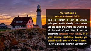 ali m al khouri on did you write your own mission ali m al khouri on did you write your own mission statement in life if not then write one positivemind organizationallearning