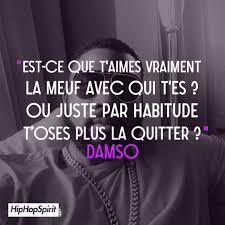 épinglé Par Baby Saïlash Sur Citation Rap Hip Hop Et Damso