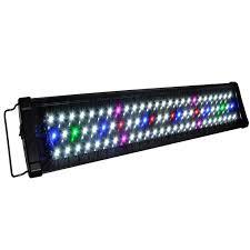 78 led aquarium lighting for 24 inch 30 inch fish tank light hood at