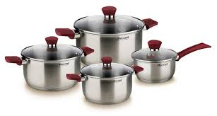 <b>Набор посуды</b> Rondell Strike RDS-818 <b>8</b> пр. — купить по выгодной ...