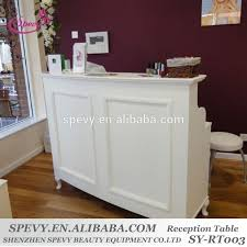 front desk for beauty salon reception table beauty salon reception table