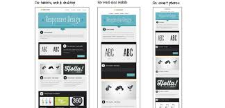 Free Newsletter Layouts 30 Free Responsive Email And Newsletter Templates