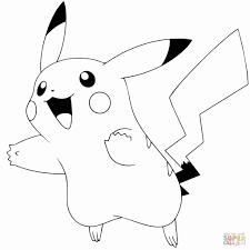 Kleurplaten Van Pokemon Beste Van Pikachu Kleurplaten Uniek Pokémon
