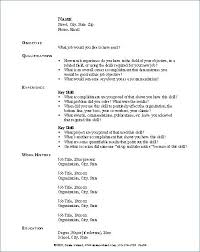Types Of Skills To Put On Resume Blaisewashere Com