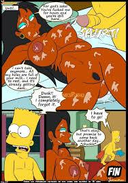 Bart simpson fucking indian girl