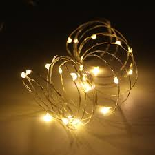 Usb Fairy Lights Usb Powered Led String Lights 1m 2m 3m 5m 10m Copper Silver Wire Fairy Garland For New Year Christmas Wedding Home Decoration Led Strips Lights