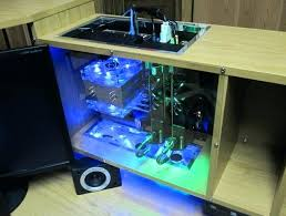 building a custom computer desk build your own desktop computer uk
