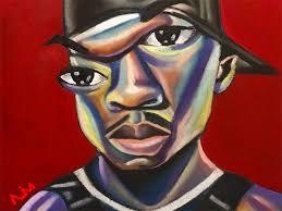 art of rap 20 black artists inspired by hip hop