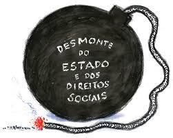 Resultado de imagem para A insensatez e o desmonte do Estado no governo Bolsonaro