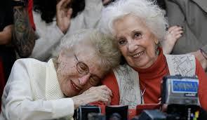 Resultado de imagen para abuela de plaza de mayo