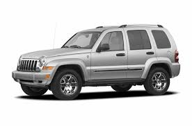 2005 Jeep Liberty Renegade 4dr 4x4 Specs and Prices