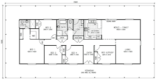 stunning 5 bedroom house plans single story 5 bedroom floor plans one story bedroom house plans