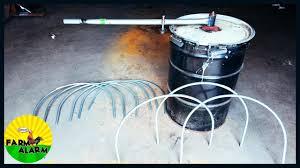 homemade tubing bender you