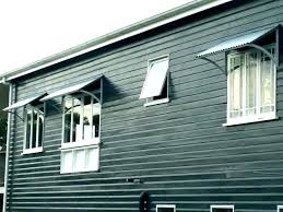 window awnings exterior awning timber introducing the how to build a diy australia