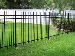 backyard fences modern fence