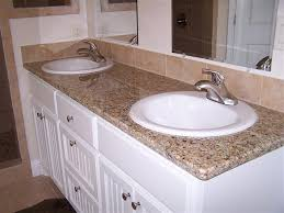 granite countertops bathroom granite countertops with sink